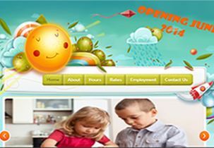 bright beginnings website